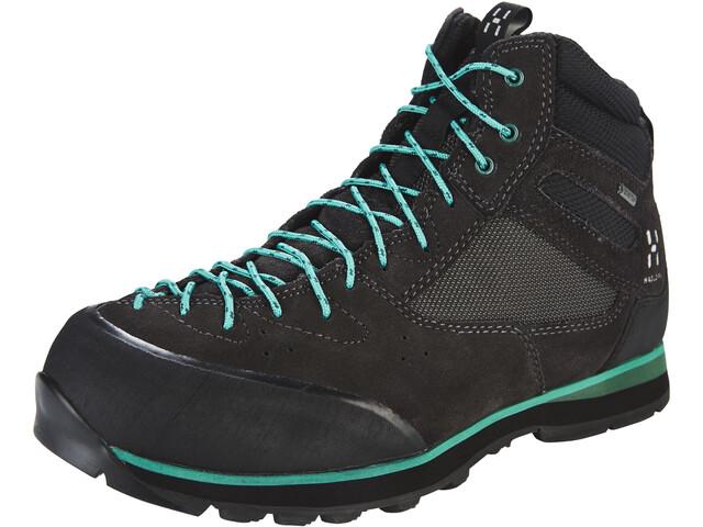 Haglöfs Roc Icon Hi GT Shoes Damen magnetite/jade